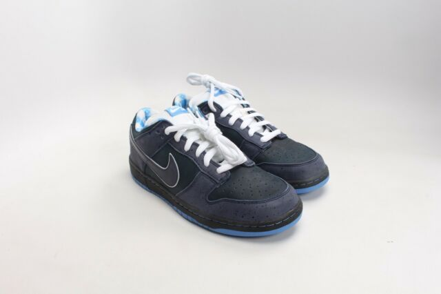 gritar software Porque  Nike Dunk Low Premium SB Blue Lobster Nightshade Dark Size 12 for ...