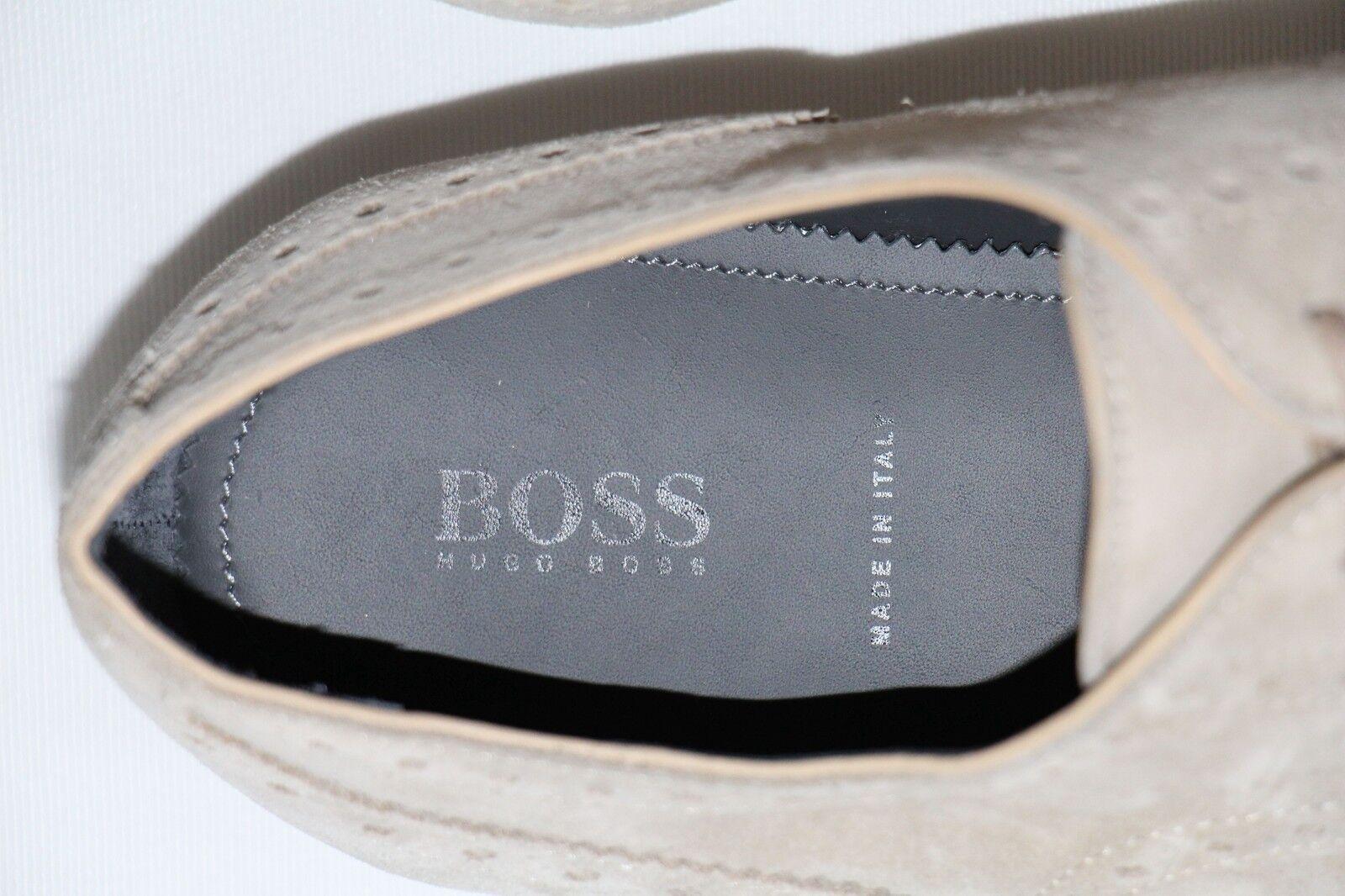 HUGO BOSS UK BUSINESSSCHUHE, Mod. Deeder-SD, Gr. 42   UK BOSS 8   US 9 26dcaf
