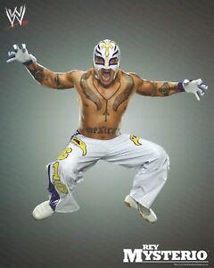 REY-MYSTERIO-WWE-WRESTLING-8X10-PROMO-PHOTO-NEW-66