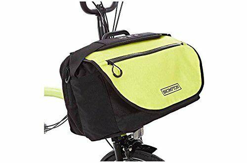 Brompton S BAG Med Flap Rain Cover 2016 -2017 Modell grön
