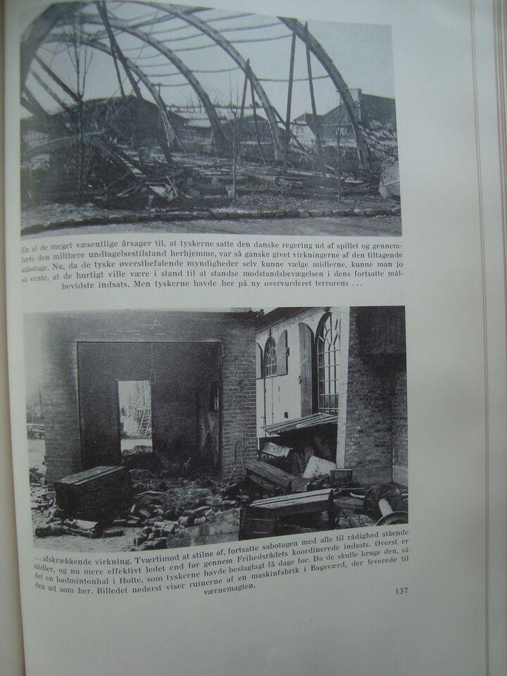 Bøger og blade, Året 1943-45