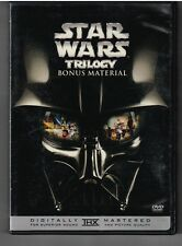 Star Wars Bonus Materials DVD Out of Print & Rare - Exclusive Special Features