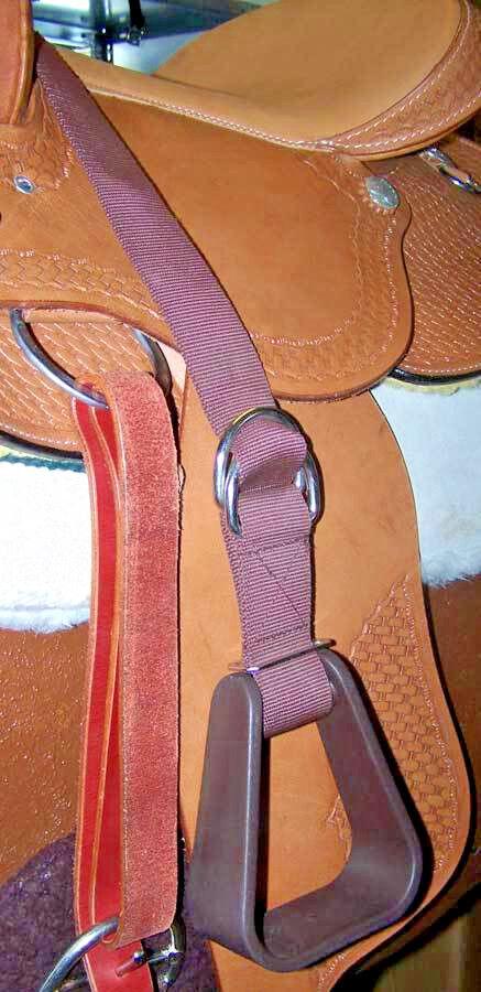 Saddlebuddy F. Western sillín Western-steigbügelset para para para niños westernsteigbügel 602d52