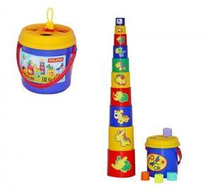 Baby Motorik Spielzeug : wader polesie baby spielzeug motorik lernspiel steckbox ~ Watch28wear.com Haus und Dekorationen