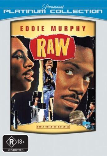 1 of 1 - Eddie Murphy: Raw (DVD, 2009)