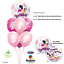 Disney-Minnie-Mouse-Birthday-Balloons-Foil-Latex-Party-Decorations-Gender-Reveal thumbnail 11