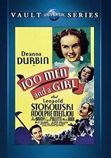 100 Men and a Girl DVD (1937) - Deanna Durbin, Leopold Stokowski, Alice Brady