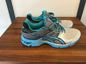 pretty nice 44295 80b9b Details about Asics Gel-DS Trainer 17 Men's Running Shoes Sz 8.5  Lightning/Hot Blue/Black