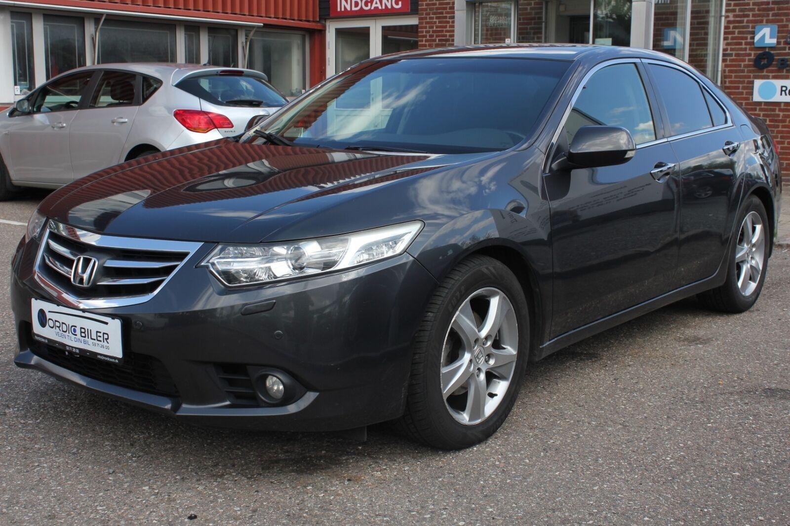 Honda Accord 2,2 i-DTEC Lifestyle aut. 4d