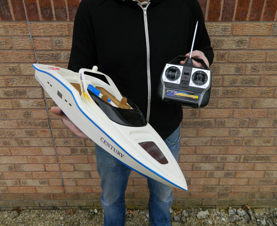 Remote Control LARGE RC High Speed Boat for Racing RTR SPECIAL OFFER  FAST