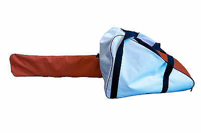 """Chainsaw Carry Storage Case Bag Suits Saws Up To 22"""" Guide Bar"""
