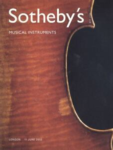 Sotheby-039-s-Catalogue-Musical-Instruments-11-07-2002-HB