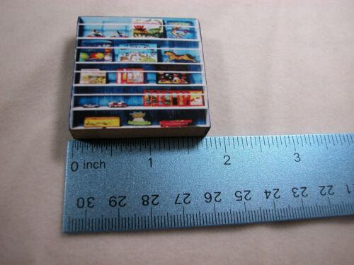 "Xmas Dollhouse Miniature 1//4/"" Scale 1:48Xmas Closet  Made of  Plywood #SP-297G"