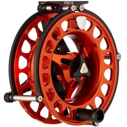 Sage EVOKE 10 (9 10wt) Fly Fishing Reel  NEW LHR  Stealth Blaze  CLOSEOUT