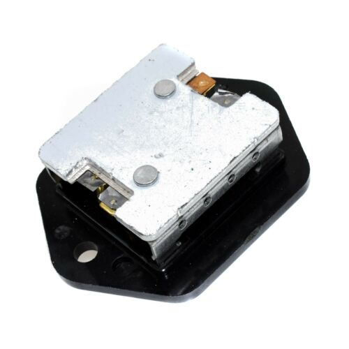 HVAC Blower Motor Resistor Fan Module FOR Mitsubishi Outlander RU-370 11151711