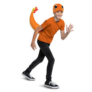 Disguise Pokemon Charmander Accessory Kit