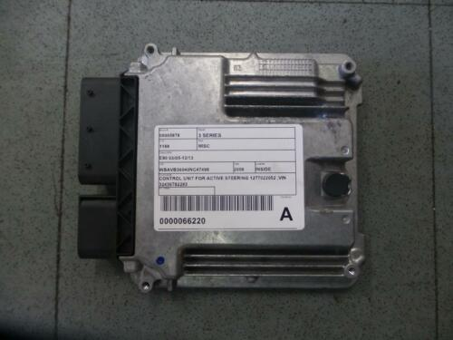 BMW 3 SERIES E90 03051213 CONTROL UNIT FOR ACTIVE STEERING 1277022052