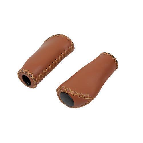 """Pair Knobs /""""Vintage/"""" 92+92mm Brown"""