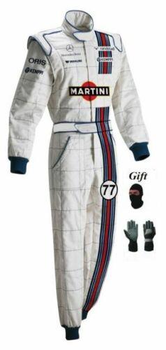 Martini Go Kart Race Suit CIK//FIA level 2 Approved