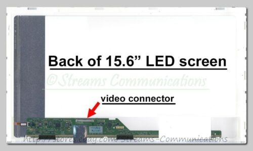 """15.6/"""" Laptop LCD Screen for Dell Inspiron 1564 Notebook PC"""