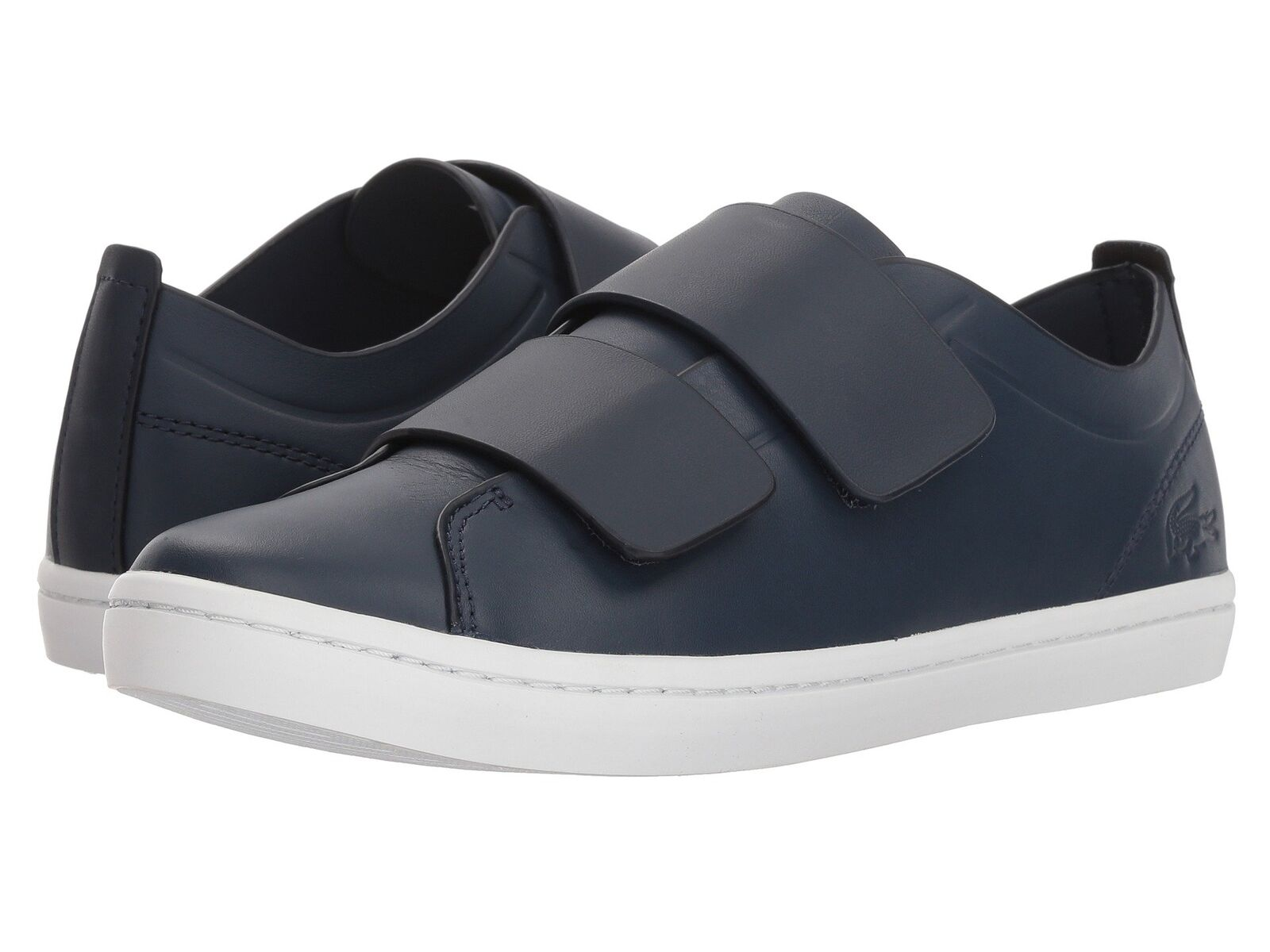 LACOSTE Straightset Strap 118 1 Women  Navy / White 35CAW0071092