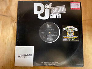 "Disturbing Tha Peace - Growing Pains (Do It Again) (Remix)/Break Sumthin' (12"")"