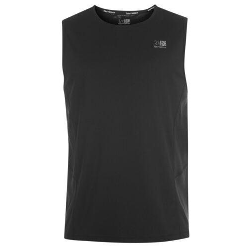 Karrimor Herren Ärmellos Muskelshirt Unterhemd Sportshirt Laufshirt Tank Top