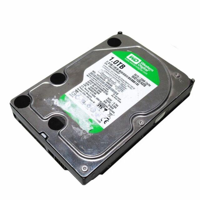 "Western Digital 1TB SATA 5.4K 3.5"" HDD Hard Drive WD10EADS-00M2B0"