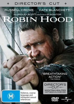 1 of 1 - Robin Hood (DVD, 2010)