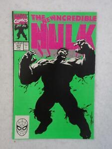 Marvel Comics THE NEW INCREDIBLE HULK #377