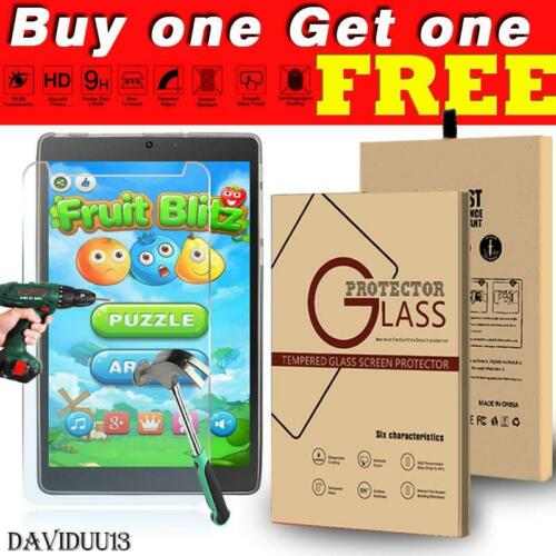 Tablet Tempered Glass Screen Protector Cover For Nextbook Flexx 8 NXW8QC132