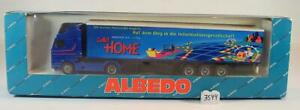 Albedo-1-87-scania-143m-400-remolcarse-cebit-Home-Hannover-1996-OVP-3544