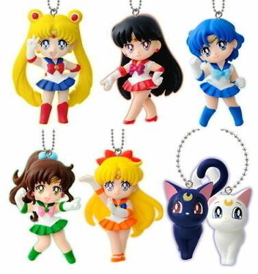 Bandai Bishoujo Senshi Sailor Moon Vol 1 Key chain Swing Figure Sailor Mercury