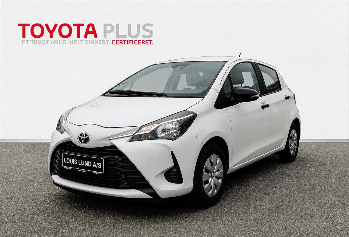 Toyota Yaris 1,0 VVT-i T1 5d