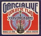Garcialive 2 August 5th 1990 Jerry Garcia Audio CD