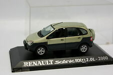 UH 1/43 - Renault Scenic RX4 2.0L 2000 Vert