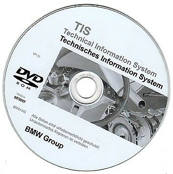 Bmw TIS 2007 repair manual collection for Bmw e Mini ENGLISH language!