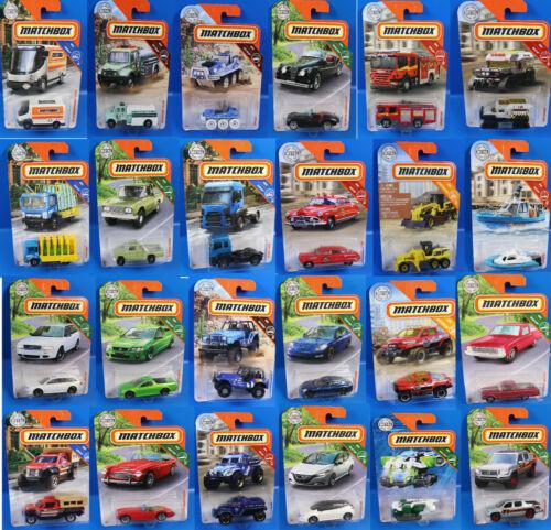 Mattel Matchbox Die Cast 60 te Geburtstags Auto / Auswahl an Truck,Cars ,Tank