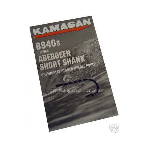 KAMASAN SEA FISHING HOOKS B940-B940S-B940M-B950U-B900C
