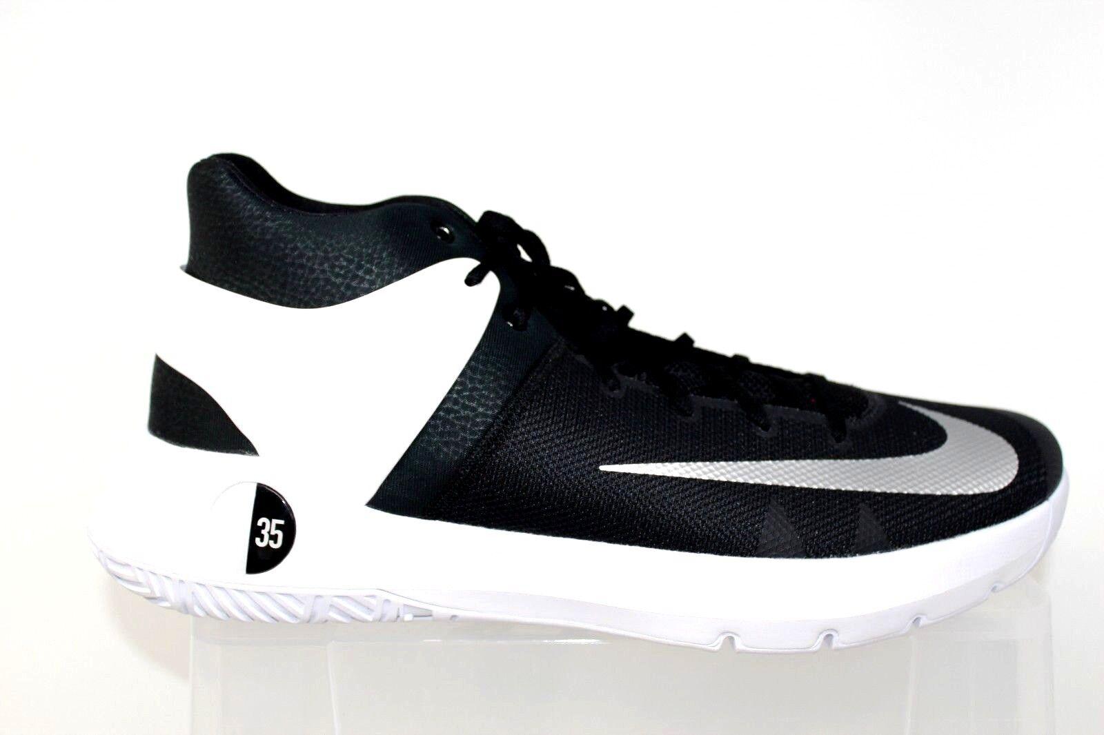 Nike KD Trey 5 IV Promo Basketball Basketball Basketball Kevin Durant Black White Sz 18 c2e215