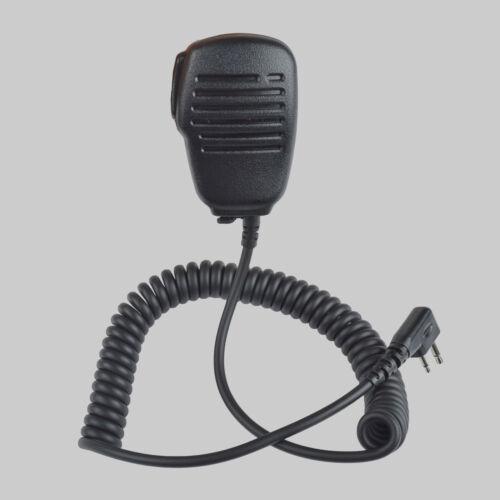 Remote Speaker Mic For ICOM IC-F3001 IC-F3011 IC-F43 IC-F44 Handheld