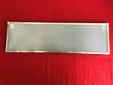 Fettfilter Metall 264x284,5x9mm  DA5100 ORIGINAL MIELE 8269511