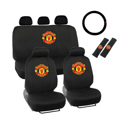 New Manchester United Fc Soccer, Football Car Seat Covers