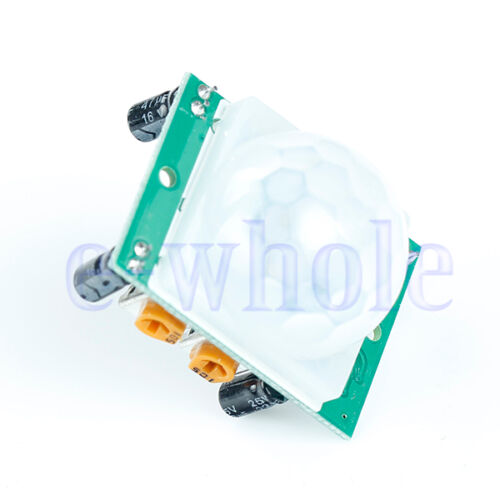 HC-SR501 Adjust IR Pyroelectric Infrared PIR Motion Sensor Detector Module K6