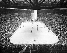 Minnesota North Stars MET CENTER Glossy 8x10 Photo Arena Poster Home Opener!