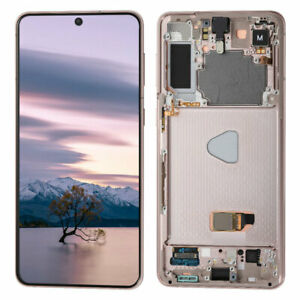 For Samsung Galaxy S21 Plus SM-G996 5G LCD Display Touch Screen Replacement Gold
