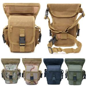 Travel-Bag-Sports-Backpacks-Drop-Leg-Hiking-Camping-Outdoor-Fishing-Tool-Bags