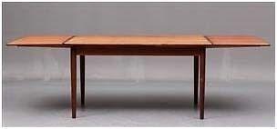 Spisebord, Teaktræ, Dansk Møbelproducent.