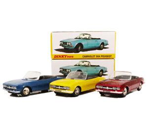 Dinky-Toys-1-43-Cabrio-504-Peugeot-Con-Cuadro-1423