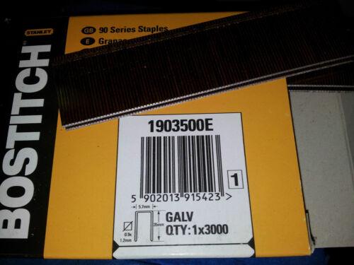 18 Gauge Staples 5.7mm crown 40mm lengths Type 90 Series Staples 15mm